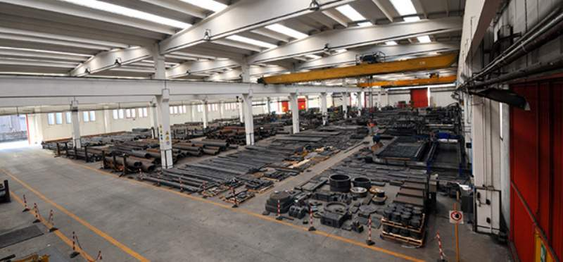azienda siderurgica