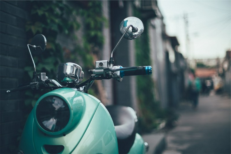 I consigli per proteggere il ciclomotore dai furti